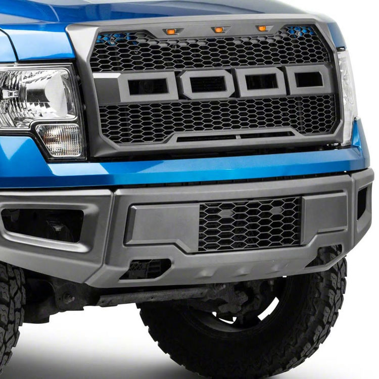 Picture of SHOW FRONT GRILLE (DES-RAPTOR)-Ford F150