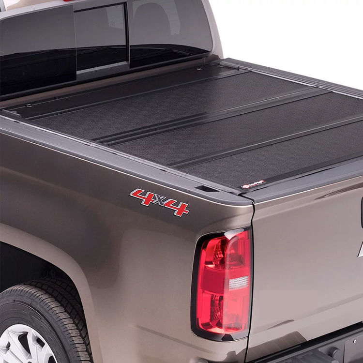 Picture of Hard Folding BED COVER-GMC Sierra