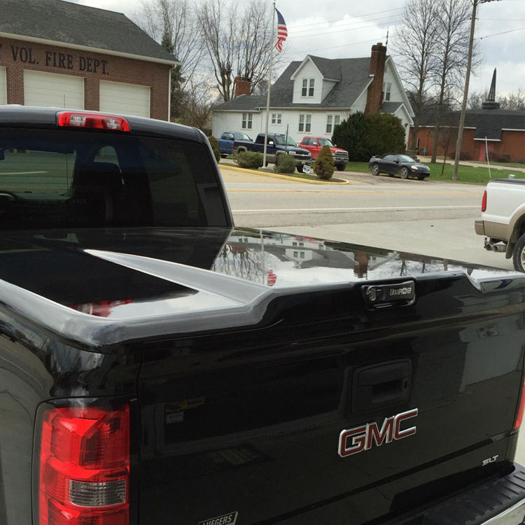 Picture of FIBERGLASS BED COVER-GMC Sierra