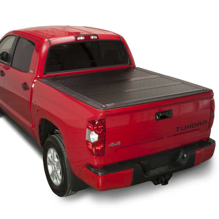 Picture of Hard Folding Bed Cover-Toyota Tundra