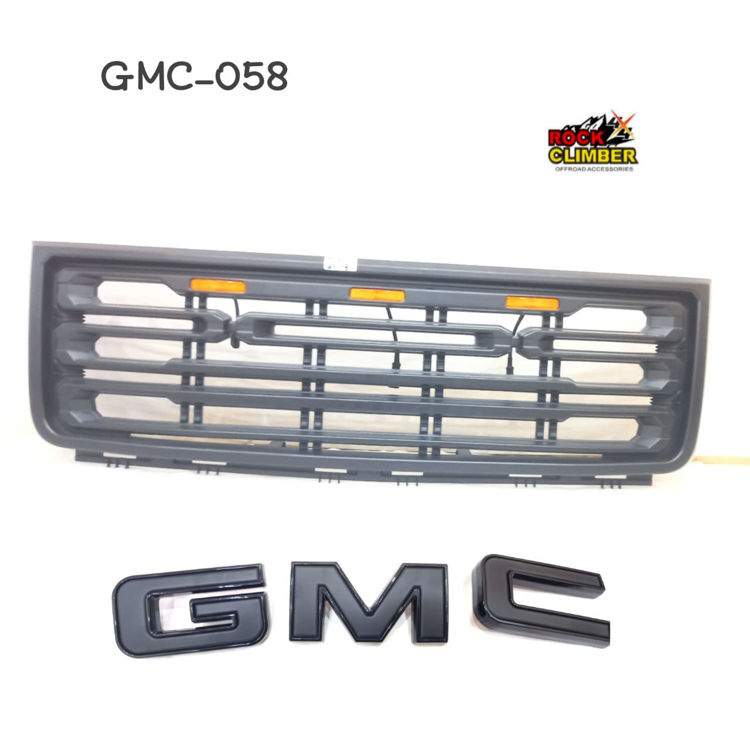 Picture of GMC SIERRA 2007-13 FRONT GRILLE