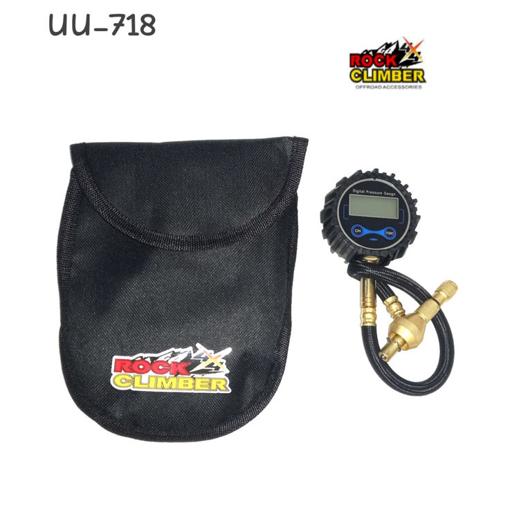Picture of DIGITAL TYRE PRESSURE GUAGE/KIT